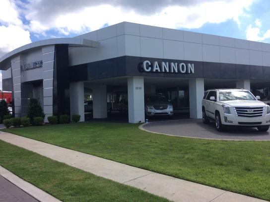 cannon cadillac buick subaru car dealership in lakeland. Black Bedroom Furniture Sets. Home Design Ideas