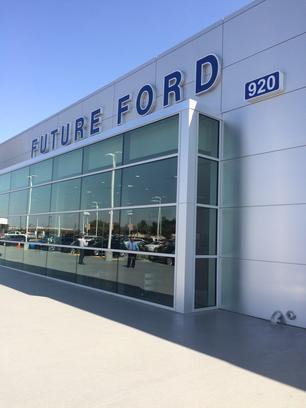 Future Ford of Clovis