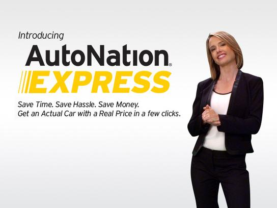 AutoNation Ford South Fort Worth 1
