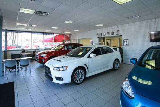 Peruzzi Mitsubishi Fairless Hills PA Car Dealership - Mitsubishi local dealers