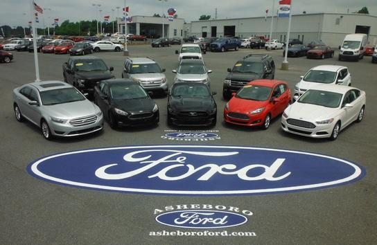 Asheboro Ford Asheboro Nc 27205 Car Dealership And