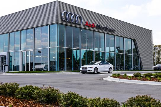 Audi Northlake Charlotte Nc 28269 Car Dealership And