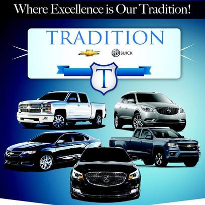 Tradition Chevrolet Cadillac Buick GMC 1