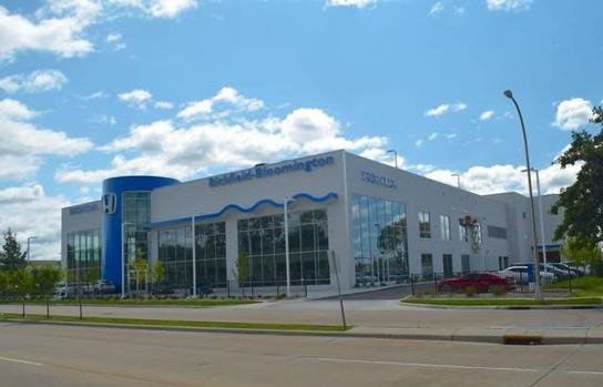 Richfield bloomington honda car dealership in minneapolis for Minneapolis honda dealers
