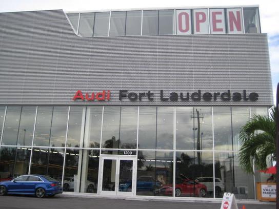 Audi Lighthouse Point >> Audi Fort Lauderdale : FORT LAUDERDALE, FL 33304 Car ...
