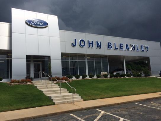 Lithia Used Cars >> John Bleakley Ford Inc : Lithia Springs, GA 30122 Car ...