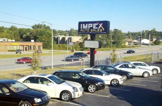Impex Auto Sales Reviews >> Impex Auto Sales Greensboro Nc 27407 Car Dealership And Auto