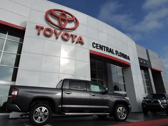 Central Florida Toyota 1