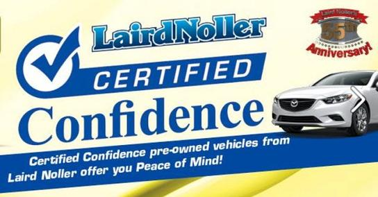 Laird Noller Lincoln Mazda Hyundai : Topeka, KS 66611 Car Dealership