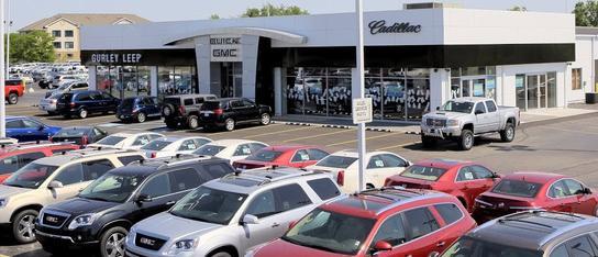 Gurley Leep Cadillac Buick GMC Mishawaka IN Car - Gmc cadillac dealer