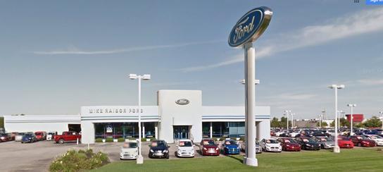 Mike Raisor Ford Mazda : Lafayette, IN 47905 Car ...