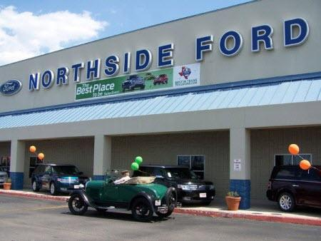 Northside Ford San Antonio Tx 78216 Car Dealership And