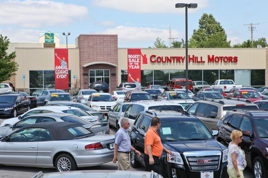 Country Hill Motors - Merriam : Merriam, KS 66202 Car Dealership ...