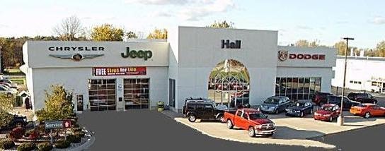 Hall Chrysler Jeep Dodge Ram Fenton Mi 48430 Car