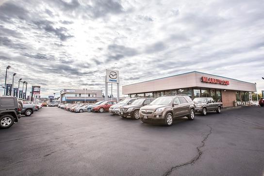 Milam Mazda & Truck Country car dealership in Puyallup, WA ...