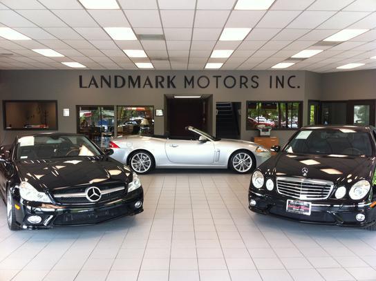 Landmark Motors Car Dealership In Bellevue Wa 98005 1865