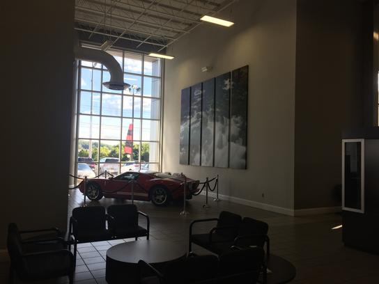 Ted Russell Ford Parkside Drive KNOXVILLE TN 2208