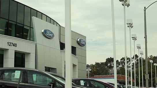 Perry ford of poway for Honda dealership santa barbara