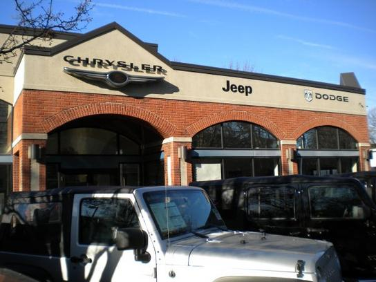Jeep Chrysler Dodge City 1