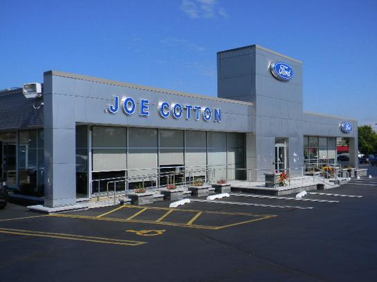 Joe Cotton Ford