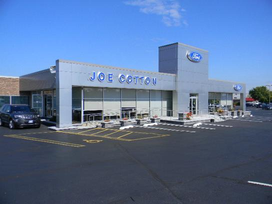 Joe Cotton Ford 1