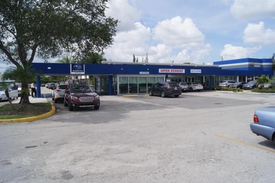 Lehman Hyundai Subaru Miami Fl 33169 Car Dealership