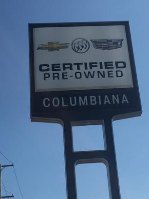 Columbiana Buick Cadillac Chevrolet | Youngstown Car Dealership ...