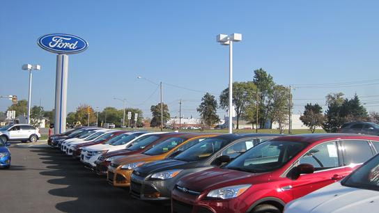 Sharpnack Ford Willard Oh 44890 9148 Car Dealership