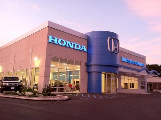 Independence Honda : BLOOMSBURG, PA 17815 Car Dealership, and Auto