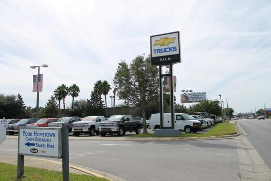 Palm Chevrolet Of Ocala : Ocala, FL 34474 Car Dealership
