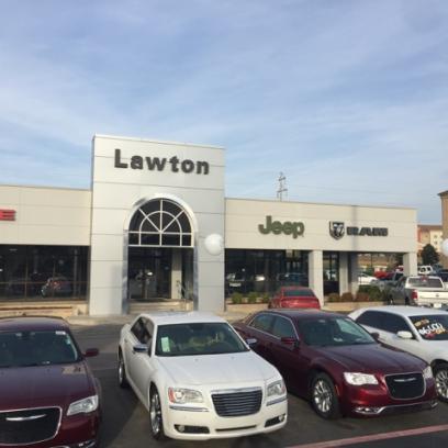 Lawton Chrysler Jeep Dodge RAM car dealership in Lawton ...