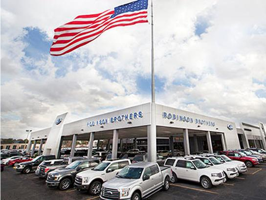 Robinson Brothers Ford Lincoln  Baton Rouge LA 70816 Car Dealership and Auto Financing - Autotrader & Robinson Brothers Ford Lincoln : Baton Rouge LA 70816 Car ... markmcfarlin.com