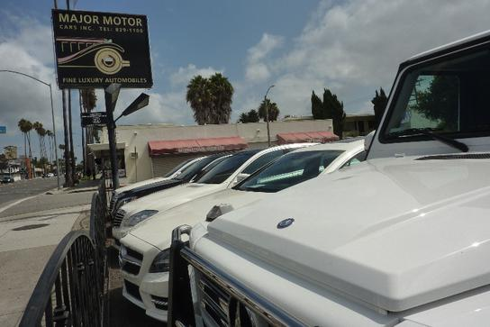 Major Motor Cars Inc