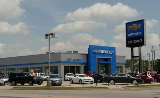 Jeff Schmitt Chevrolet North car dealership in Fairborn ...