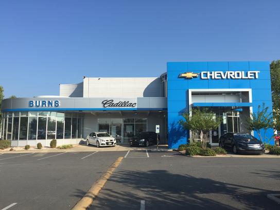 Burns Chevrolet Cadillac Rock Hill Sc 29732 Car Dealership And Auto Financing Autotrader