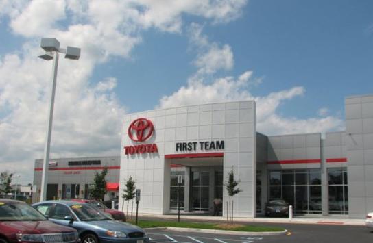 first team toyota chesapeake va 23321 car dealership and auto financing autotrader. Black Bedroom Furniture Sets. Home Design Ideas