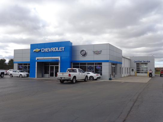 Towne Chevrolet Buick Cadillac