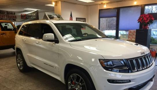 arroway chrysler dodge jeep ram bedford hills ny 10507 car dealership and auto financing. Black Bedroom Furniture Sets. Home Design Ideas