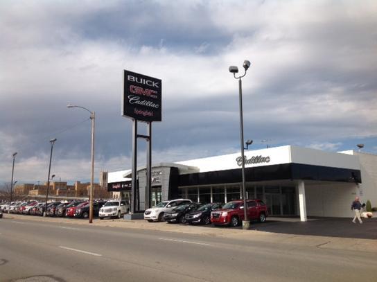 Springfield Buick GMC Cadillac : SPRINGFIELD, OH 45503-4211 Car Dealership, and Auto Financing ...