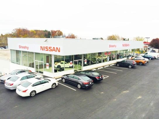 sheehy nissan of white marsh nottingham md 21236 3402 car dealership and auto financing. Black Bedroom Furniture Sets. Home Design Ideas