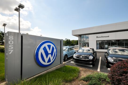 beechmont volkswagen car dealership in cincinnati oh 45255 kelley blue book. Black Bedroom Furniture Sets. Home Design Ideas