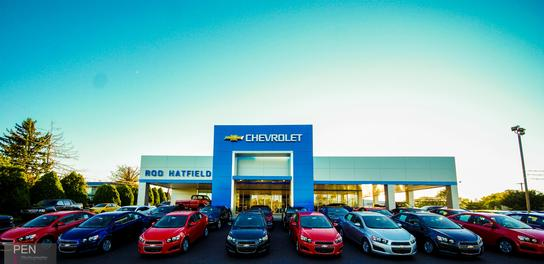 Rod Hatfield Chevrolet