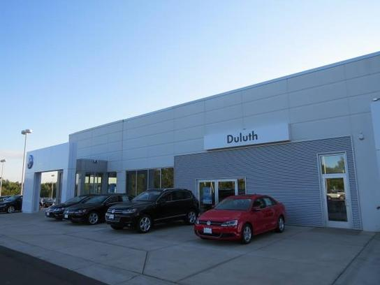 Volkswagen Of Duluth Duluth Mn 55811 Car Dealership
