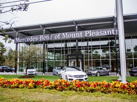 mercedes benz of mount pleasant car dealership in mount