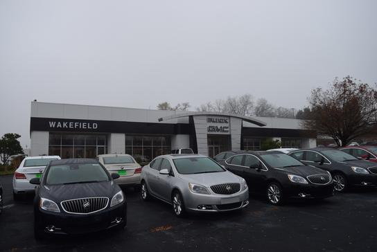 wakefield buick cadillac gmc spartanburg sc 29301 2302 car dealership and auto financing. Black Bedroom Furniture Sets. Home Design Ideas