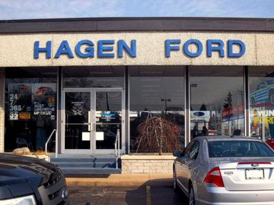 hagen ford bay city mi 48706 car dealership and auto financing autotrader. Black Bedroom Furniture Sets. Home Design Ideas