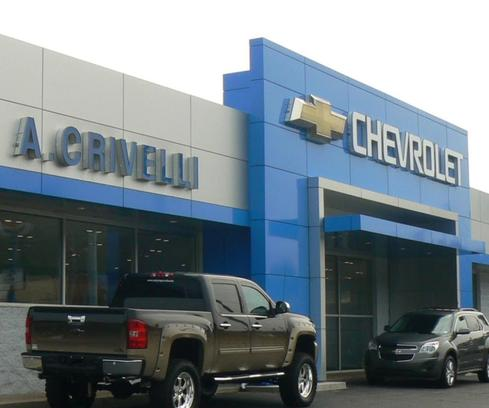 A Crivelli Chevrolet car dealership in Franklin, PA 16323 ...