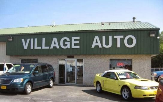 village auto inc car dealership in green bay wi 54303 kelley blue book. Black Bedroom Furniture Sets. Home Design Ideas