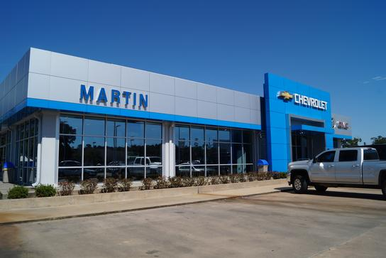 Martin Chevrolet Buick GMC Cleveland TX Car Dealership - Buick dealers cleveland