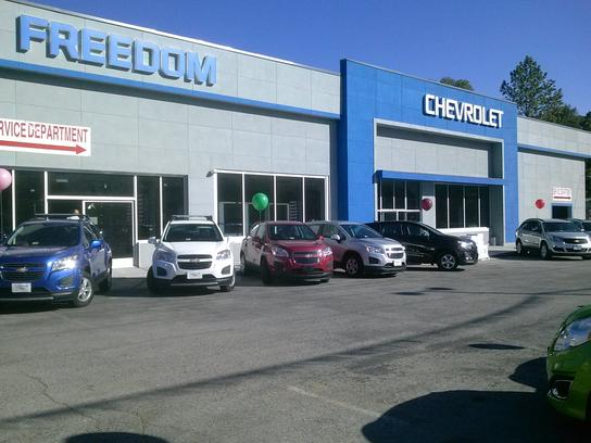 Freedom Chevrolet Big Stone Gap Va 24219 3046 Car Dealership And Auto Financing Autotrader